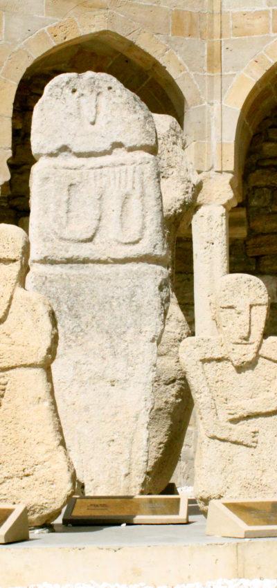 antique_era_caucasian_albanian_stone_idols_in_ichery_sheher