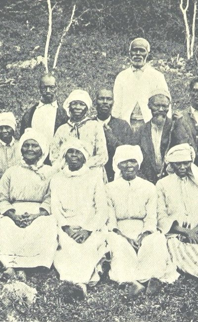 Black Jamaica. A study in evolution
